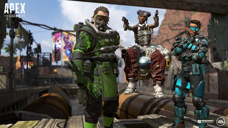 Apex Legends' Bans 770,000 Alleged Cheaters