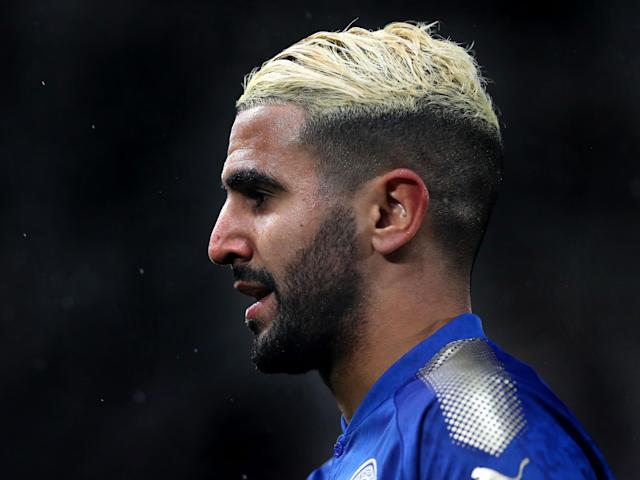 Riyad Mahrez 'deserves better' than Leicester City, according to Algeria coach Rabah Madjer