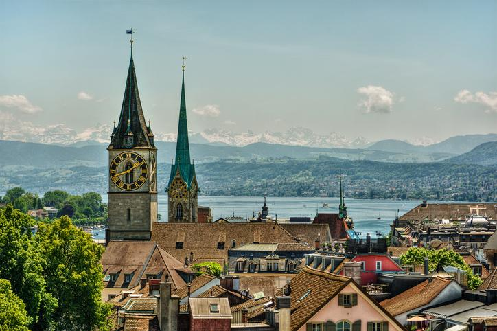 <p>Zürich, Switzerland </p>