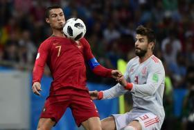 Portugal vs Spain: Cristiano Ronaldo shows new side to his game in classic clash of World Cup styles