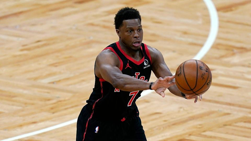The Heat upgraded their roster by adding six-time All-Star Kyle Lowry.