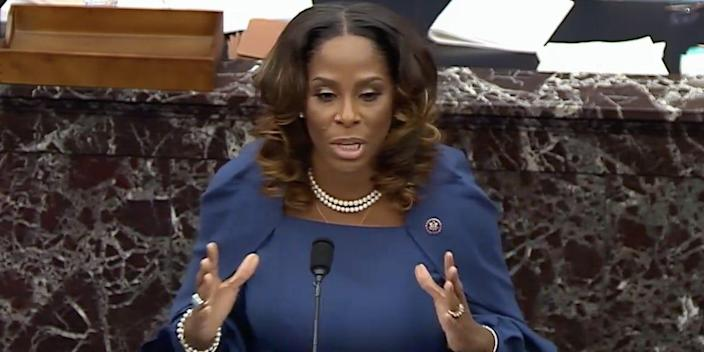 stacey plaskett trump impeachment