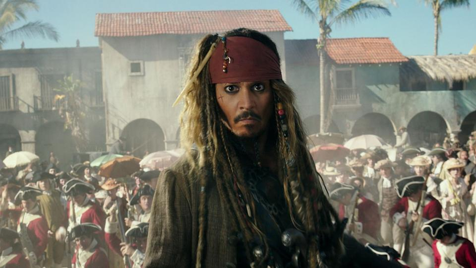 Pirates of the Caribbean: The Dead Tell No Tales
