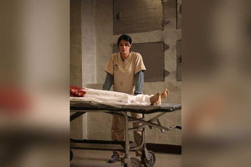Yam Concepcion in 1st horror project, 'Night Shift'