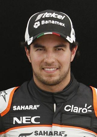 Formula One - Australia Grand Prix - Melbourne, Australia - 17/03/16 - Force India F1 driver Sergio Perez poses for a drivers portrait before the Australian Formula One Grand Prix in Melbourne. REUTERS/Brandon Malone Picture Supplied by Action Images