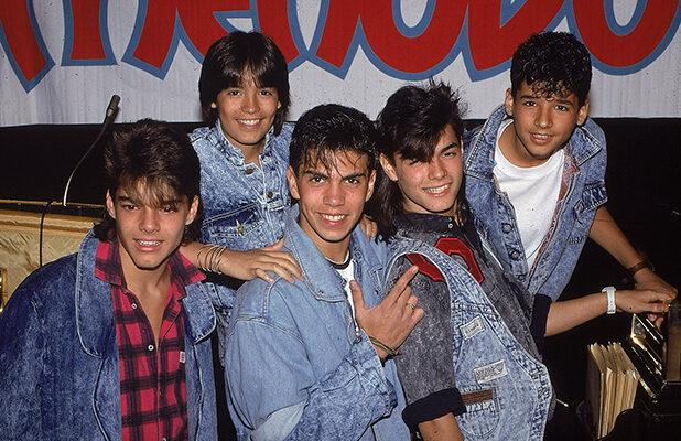 Mario Lopez to Revive Menudo With New Singing Competition Series