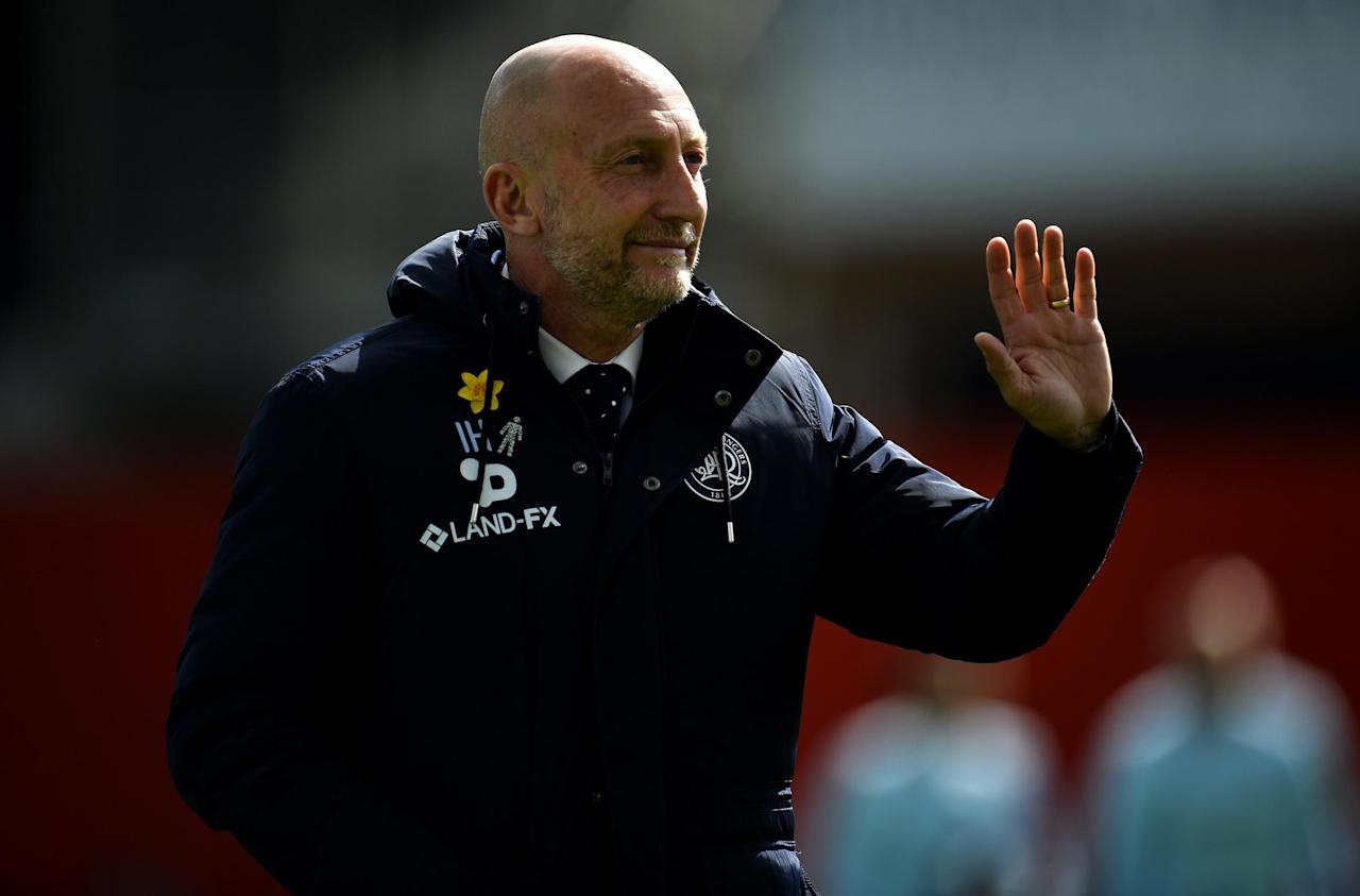 'I'm here to tidy up after a bomb went off' - Ian Holloway on QPR's astronomical spending
