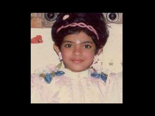 11. There's always one childhood rare photograph we all are embarrassed about. For Priyanka Chopra, this might be it. Born on 18th July, 1982 in Jameshedpur to a physician couple in the Indian Army. Because of their job which required constant travel, this Bollywood diva had lived in a number of cities while growing up.