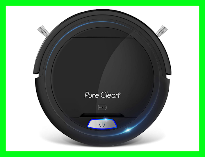 You won't be remote-ly inconvenienced by the Pure Clean's one-touch operation. (Photo: Amazon)