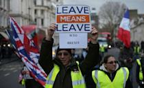 """A leading pollster said there is """"no compromise"""" on Brexit that commands majority public support in Britain, with opposition to Prime Minister May's deal the only point of agreement"""