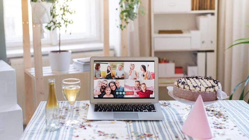 Want to host a virtual party? These tips will help