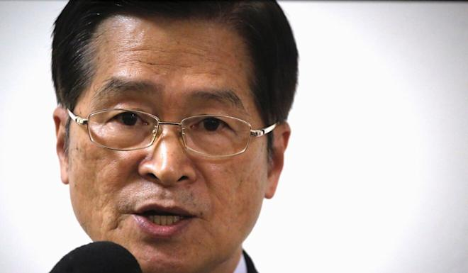 Taiwanese Minister of National Defence Yen Te-fa. Photo: Reuters