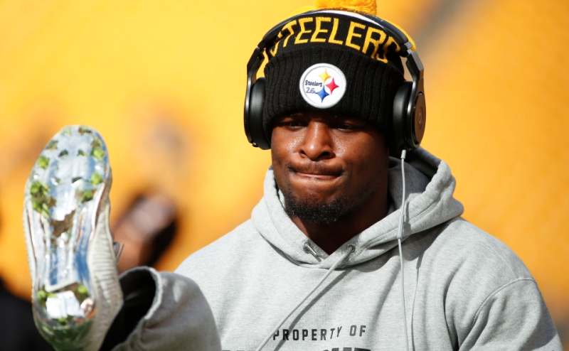 Is Le'Veon Bell's finishing kick worth it to you? (AP)