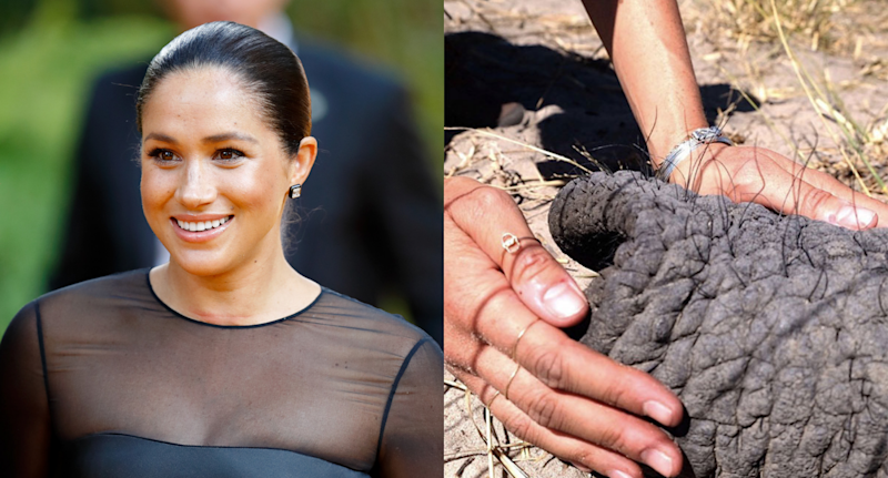 Eagle-eyed royal fans noticed the Duchess's bracelet has a special meaning.