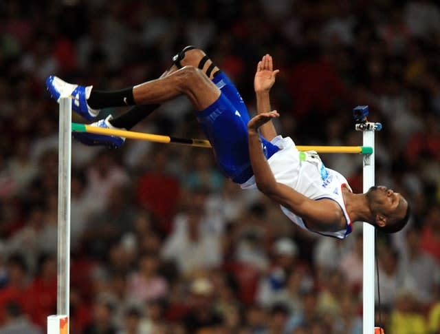 Germaine Mason finished behind Andrey Silnov in Beijing (PA Archive)