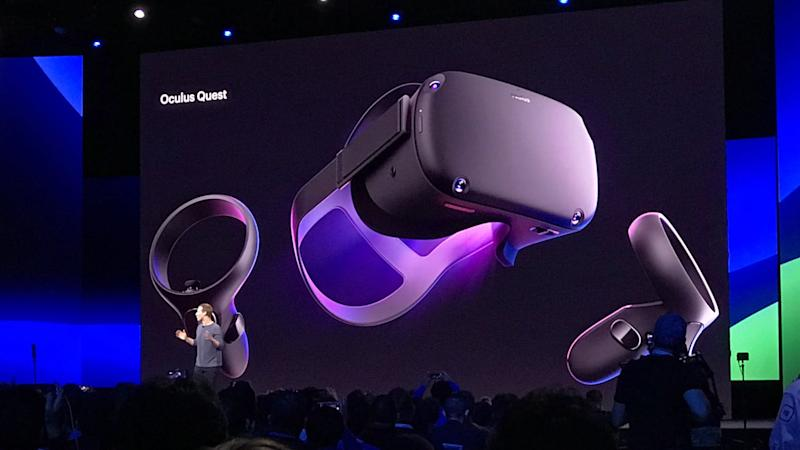 everything facebook announced at f8 2019 oculus quest