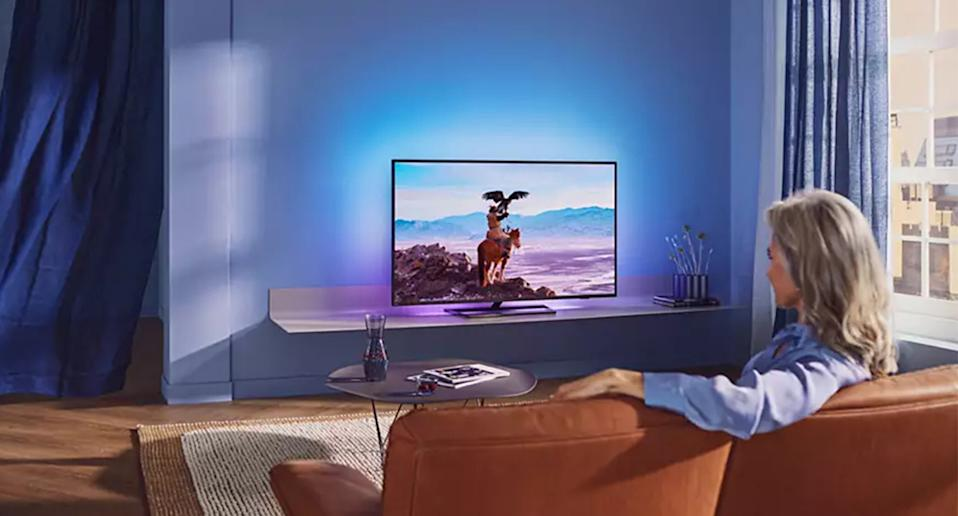 The Philips TV
