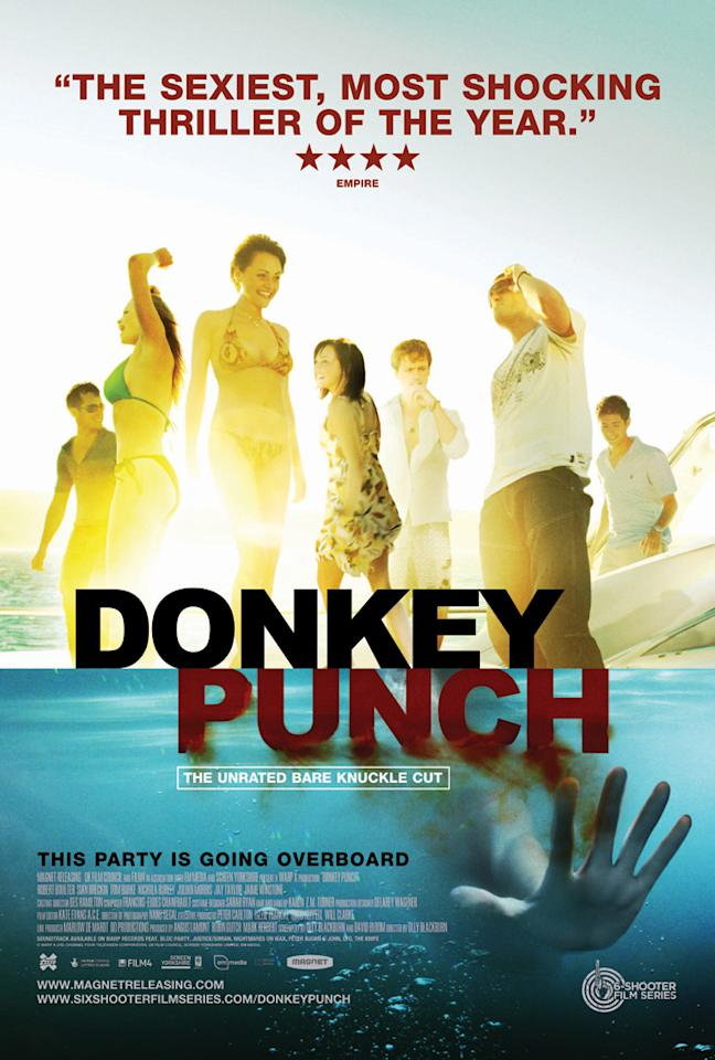 "Magnet Releasing's <a href=""http://movies.yahoo.com/movie/1809931854/info"">Donkey Punch</a> - 2009"