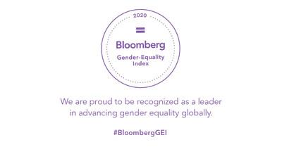 Scotiabank announced today that it has been included in the 2020 Bloomberg Gender-Equality Index (GEI), which recognizes companies committed to transparency in gender reporting and gender equality in the workforce. This is the third year in a row that the Bank has been included in the index. (CNW Group/Scotiabank)