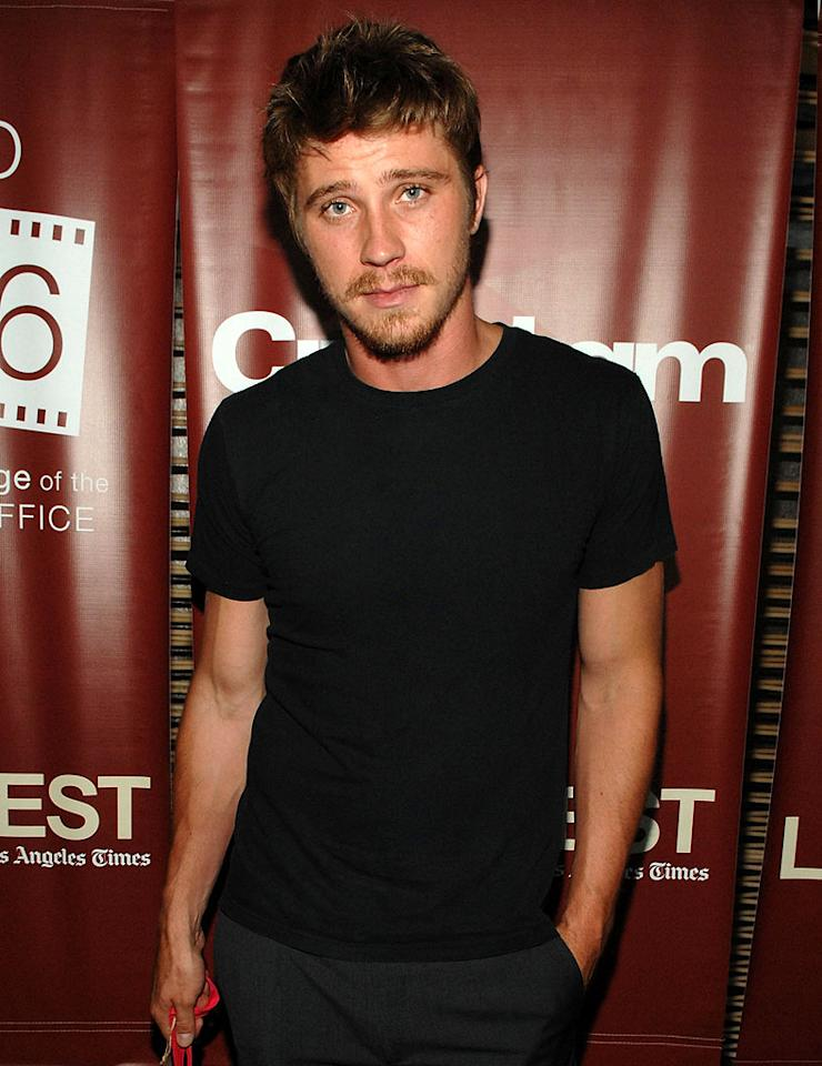 "September 3: Garrett Hedlund (the movie ""Friday Night Lights"") turns 27. Duffy-Marie Arnoult/<a href=""http://www.wireimage.com"" target=""new"">WireImage.com</a> - June 20, 2011"