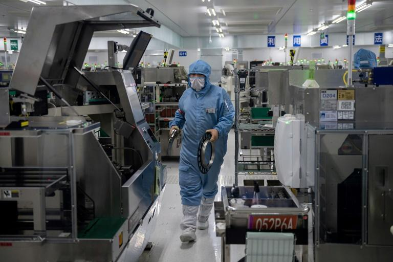 The microchip supply chain is complex and while US giants design semiconductors, production is mostly outsourced to Asian companies