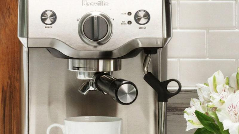 Make your own barista-level coffee right at home.