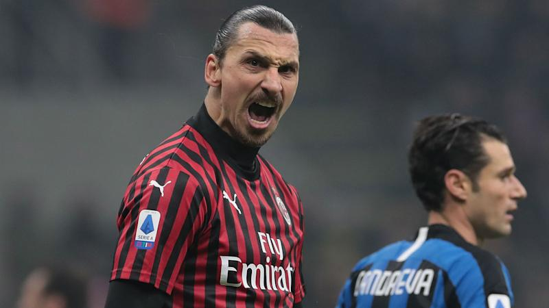 Pioli hails influence of Ibra's determination and ambition