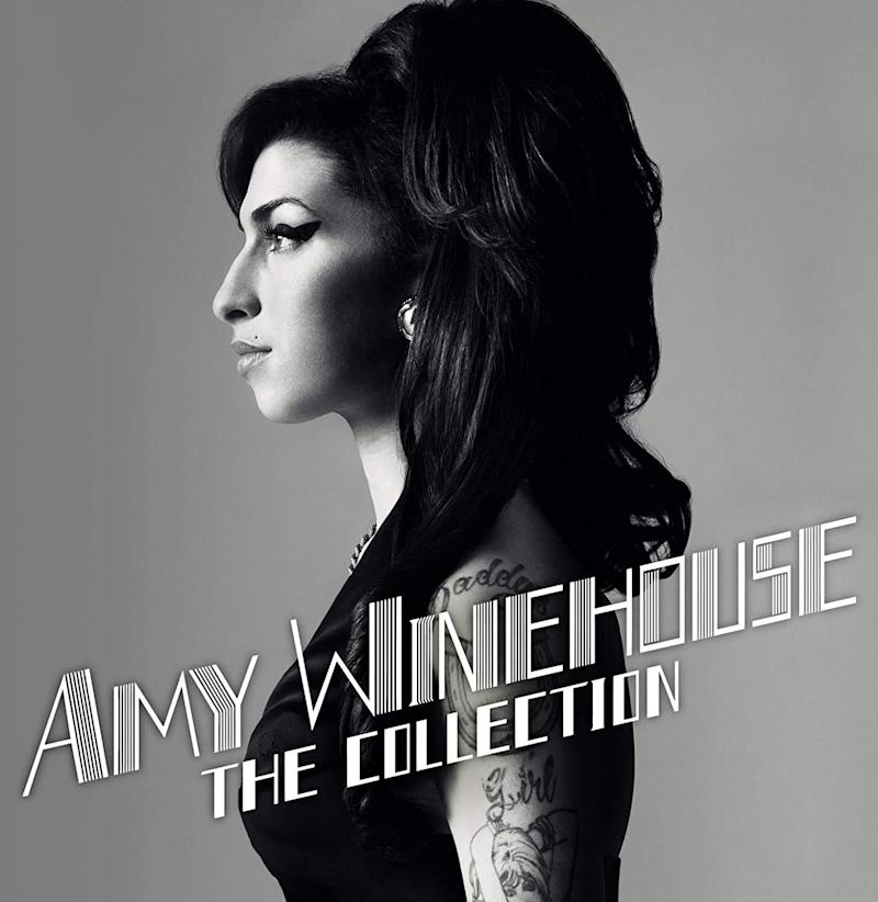 amy winehouse the collection cd box set artwork
