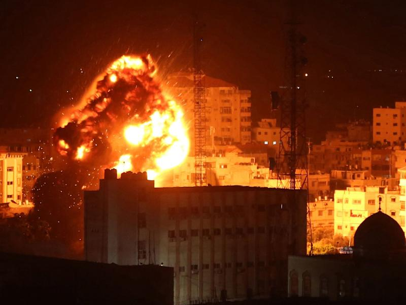Israel airstrikes: Hamas claims Egypt-brokered ceasefire in Gaza after rocket attack retaliation