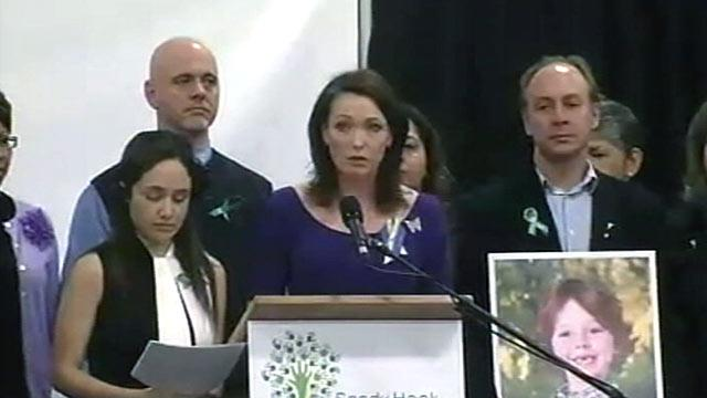 Newtown Parents Pay Tribute to Kids