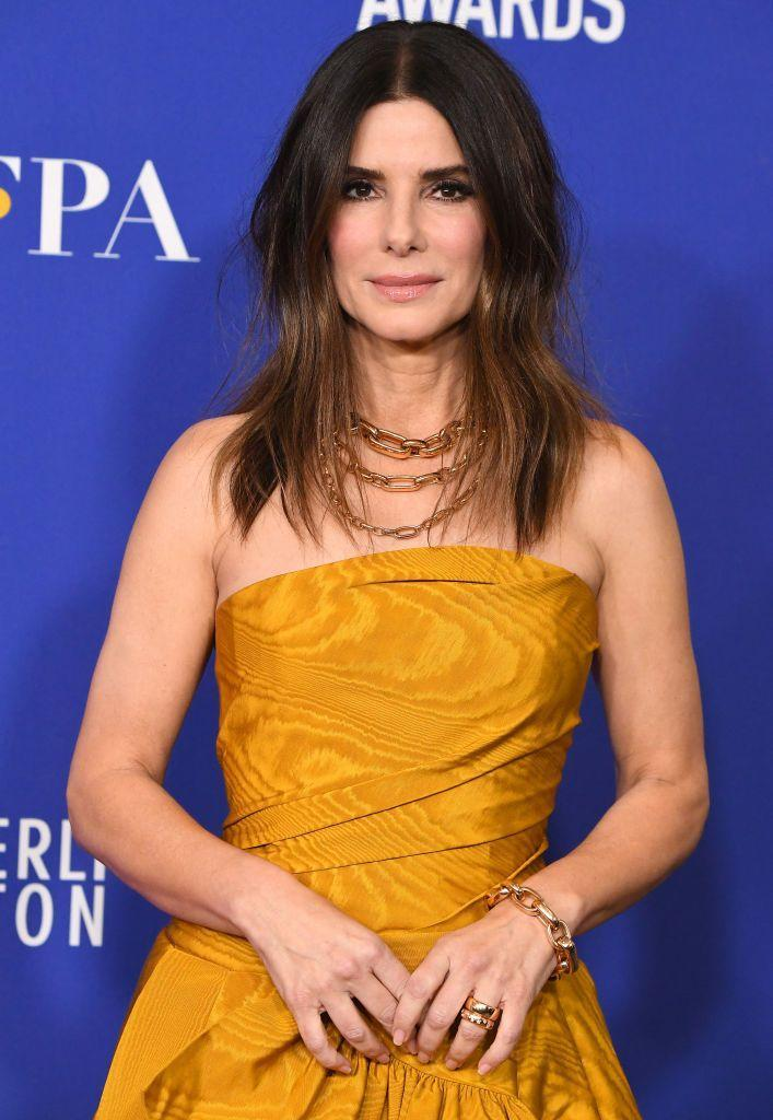 <p>If <em>Miss Congeniality</em> taught the world anything, it's that Sandra Bullock has no fear to perform slapstick comedy. </p>