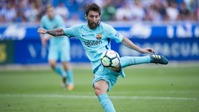 <p>Lionel Messi has achieved everything possible with Barcelona since he burst onto the scene in 2004. The 30 year-old has won eight La Liga titles and four Champions Leagues to name just a few of the many trophies he has lifted with the club. </p> <br><p>The Argentina captain is a five time Ballon d'Or winner and arguably the greatest player world football has ever seen. </p>