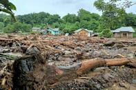 Fatal landslides and flash floods are common across the Southeast Asian archipelago during the rainy season