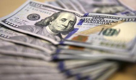 The U.S. dollar was higher on Friday.