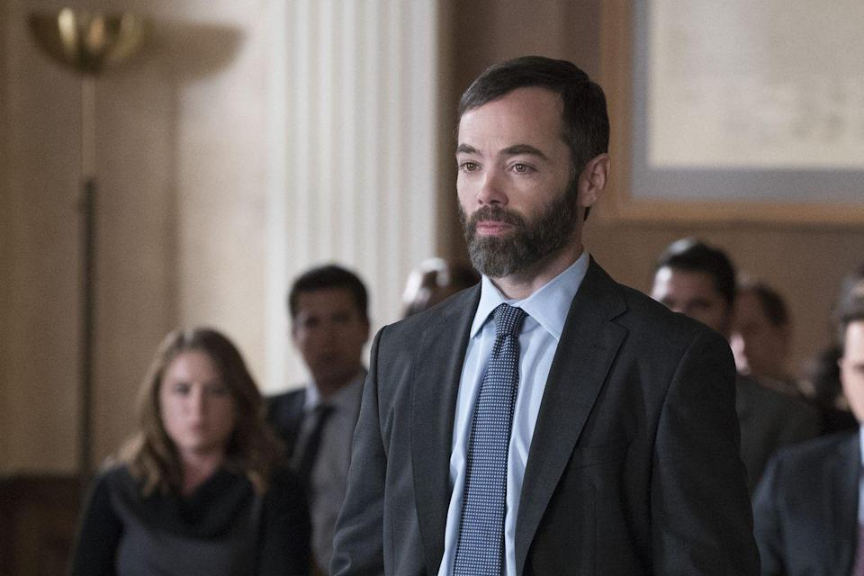 <p>He's worked sporadically since <em>Nip/Tuck</em> ended and most recently had a recurring role on the drama <em>How to Get Away with Murder</em>.</p>