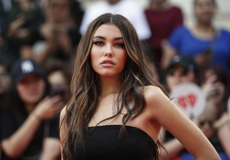 Madison Beer released her first studio album Life Support on Feb. 26, an exploration of her mental health journey. (Photo: REUTERS/Mark Blinch
