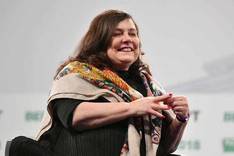 anne boden at disrupt