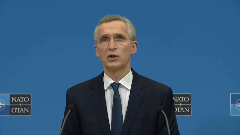 NATO to expand Iraq mission to around 4,000 personnel: Stoltenberg