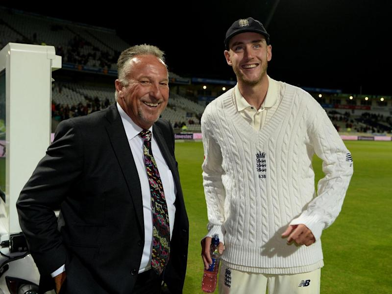 Broad moved ahead of Sir Ian Botham in the all-time list (Getty)
