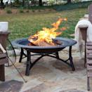 <p>Sturdy, simple, and sleek, this <span>Roman Fire Pit</span> ($88) is ideal for the minimalist.</p>