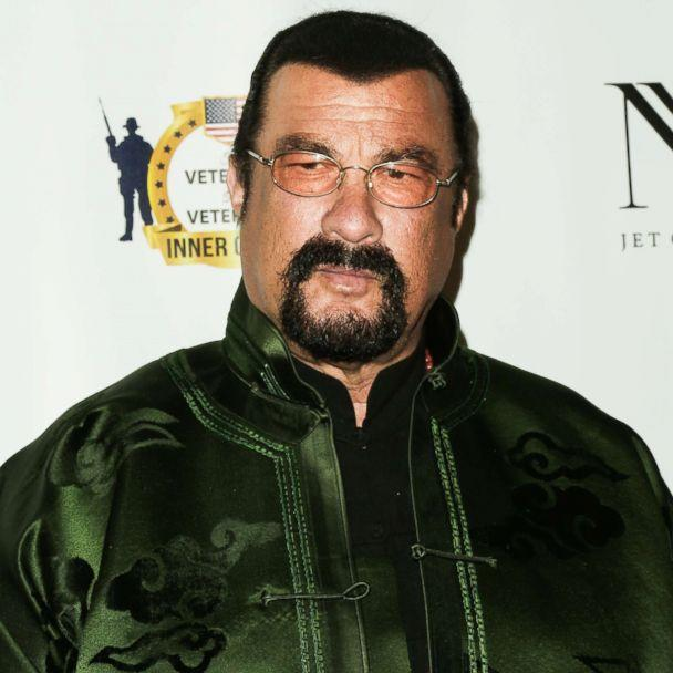 PHOTO: Steven Seagal attends the SMASH Global V pre-Oscar fight at Taglyan Complex on Feb. 23, 2017 in Los Angeles. (Paul Archuleta/Getty Images)