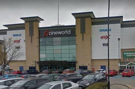 <strong>Cineworld at the Valley Centertainment leisure complex.</strong> (Photo: )