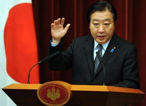 Prime Minister Noda has warned that the future of the Japan's economy rests on tackling its public debt