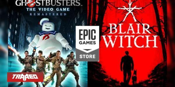 Blair Witch y Ghostbusters están gratis en Epic Games Store