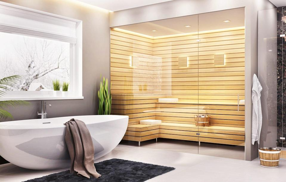 Post-COVID Home Trends, Luxury Bathrooms