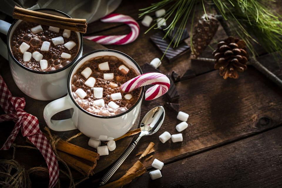 "<p>In fact, it's not so uncommon to see entire hot chocolate bars lined along a Christmas table in Illinois. Magical!</p><p>Get the <a href=""https://www.delish.com/cooking/recipe-ideas/recipes/a50303/best-hot-chocolate-recipe/"" rel=""nofollow noopener"" target=""_blank"" data-ylk=""slk:recipe"" class=""link rapid-noclick-resp"">recipe</a>.</p>"