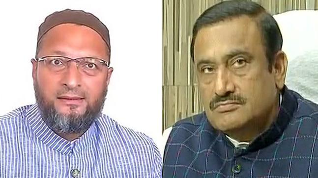 Owaisi on Tuesday had attacked the BJP for calling the Haj subsidy a form of Muslim appeasement.