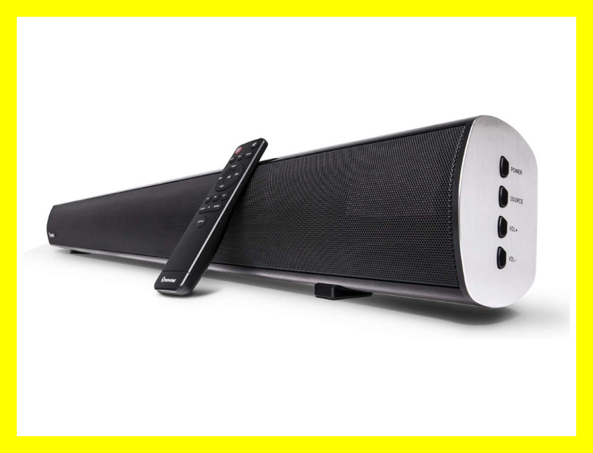 This Wohome TV Sound Bar is on sale for $90, or $60 off. (Photo: Amazon)
