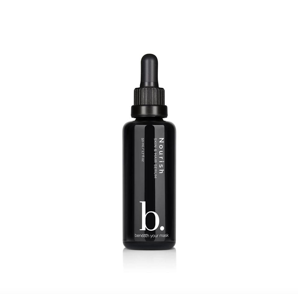 "<p>beneathyourmask.com</p><p><strong>$60.00</strong></p><p><a href=""https://beneathyourmask.com/collections/our-collection/products/hair-serum"" rel=""nofollow noopener"" target=""_blank"" data-ylk=""slk:Shop Now"" class=""link rapid-noclick-resp"">Shop Now</a></p><p>Crabs love the water, and your Cancer pal wants to Always. Be. Hydrated. Yeah, they probably have one of those apps tracking how many cups of H2O they drink per day, but they'd love a moisturizing skin and hair mask even more.</p>"
