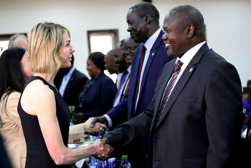South Sudan's Machar says unlikely to be part of unity govt by Nov. 12